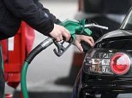 Brit motorists warned to expect petrol price increase