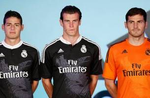 Real Madrid unveil new Champions League kit featuring... DRAGONS!